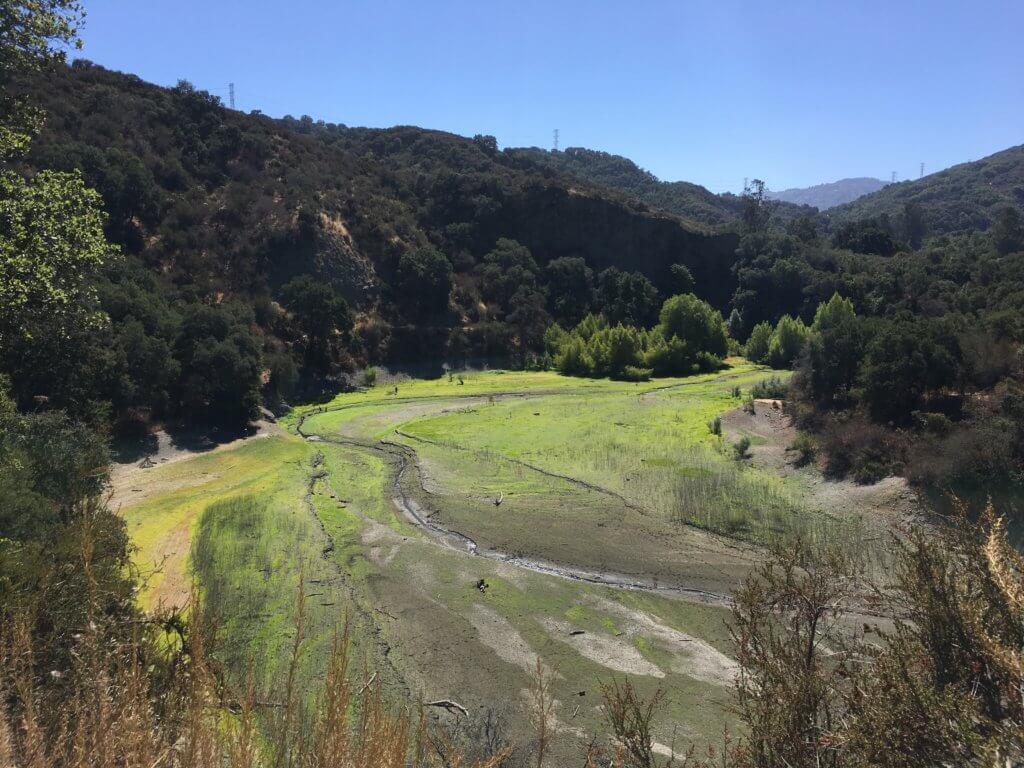 CA Reservoir Dry