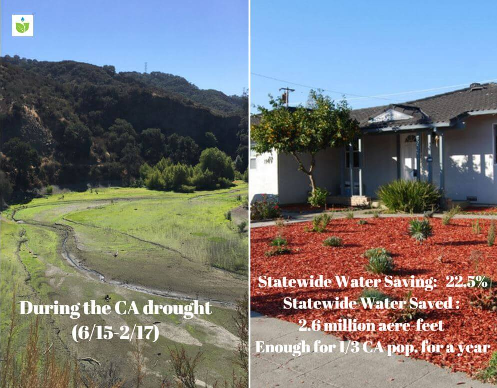 CA Water Saving